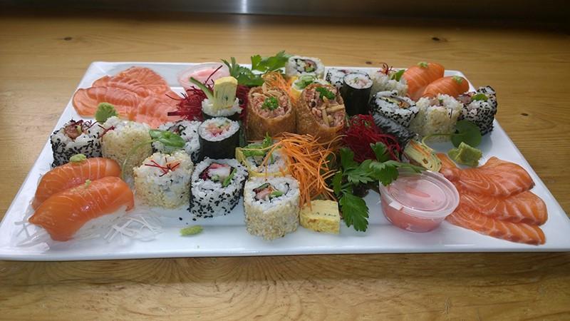 Masaaki Platter